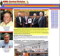 Visit the ARRL Central