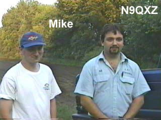 Mike and Bill N9QXZ